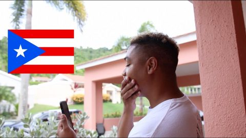 I Might be Stuck in Puerto Rico... | Lamont Holt