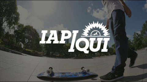 IAPIqui - VIDEO OFICIAL - Matriz Skateshop