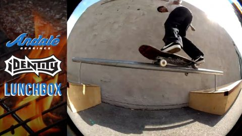 Identity Board Shop | Andalé Lunch Box | Andale Bearings
