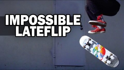 Impossible Lateflip: Tengis Lkhagvadorj || ShortSided - Brett Novak