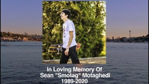 In Loving Memory Of Sean Motaghedi | sk8rat