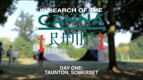 In Search of the Canna Ramp Part 1 - Taunton, Somerset | Sidewalk Mag
