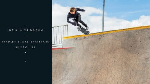 In Transition - Ben Nordberg - The Berrics