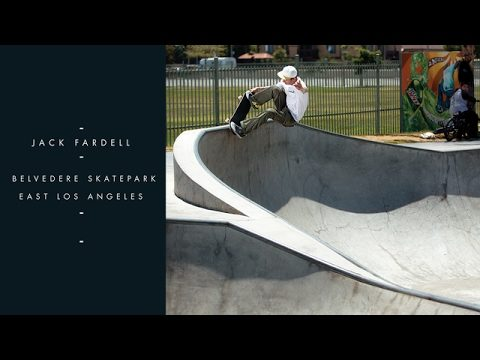 In Transition - Jack Fardell - The Berrics