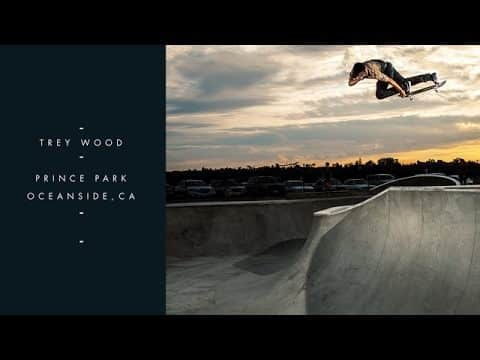 In Transition - Trey Wood - The Berrics
