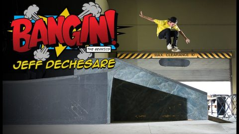 Incredible BANGIN! With Jeff DeChesare AKA Jeffwon Song | The Berrics