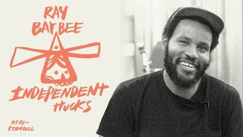 Independent Trucks: Ray Barbee x Thomas Campbell - Independent Trucks