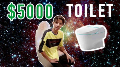 INSANE $5000 TOILET - Chris Chann