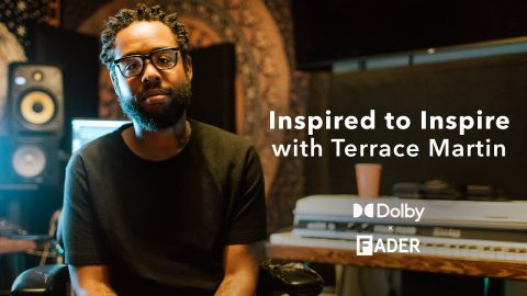 Inspired to Inspire with Terrace Martin: Dolby x The FADER   The FADER