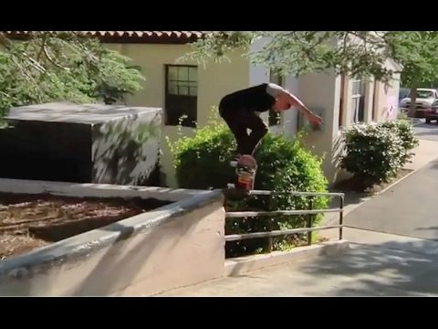 INSTABLAST!   360 Flip Blunt Varial Heel Out! Skater In Security Headlock! Fun Rain Skateboarding! - Metro Skateboarding