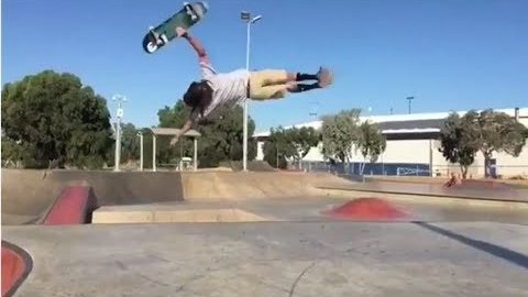 INSTABLAST! - CHRIST AIR BACKFLIP!! Slug Does Kickflip!! DEADLY Noseblunt Yank In!! - Metro Skateboarding