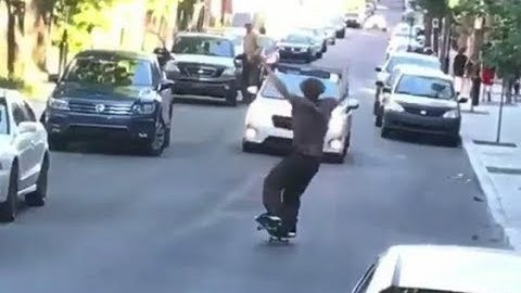 INSTABLAST - How Many Ways Can You HILL BOMB!?!! Soccer Skating!! Homie Almost Dies For His Board!! | Metro Skateboarding
