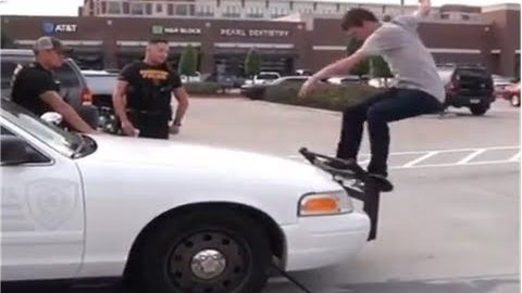 INSTABLAST! - Kickflip Fs Lipslide Hollywood High 16! 9 Year Old Lands 900! Skater Grinds Cop Car! | Metro Skateboarding