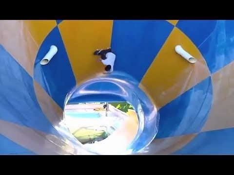 INSTABLAST! - WATERPARK LOOP!! HUGE FS Nosegrind 20 Rail!! Boardslide Rail In HIGH HEELS!! - Metro Skateboarding