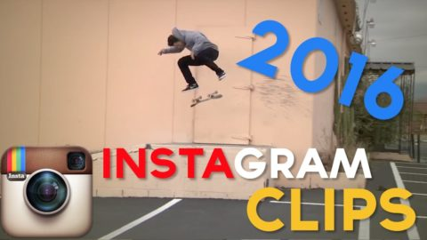 INSTAGRAM CLIPS l 2016 YEAR IN REVIEW - Paul Rodriguez
