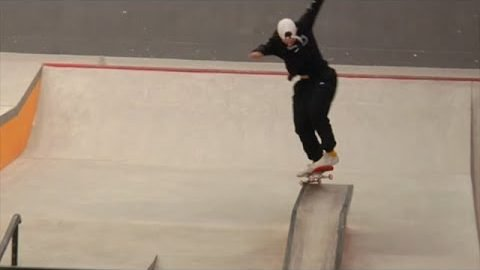 International Skateboarding Open Finals - TransWorld SKATEboarding