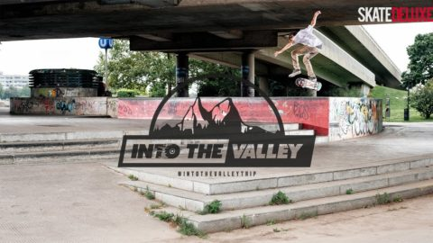 INTO THE VALLEY TRIP - B-SIDES | skatedeluxe Skateshop - skatedeluxe