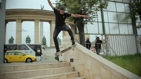 Into The Van - Roland Hirsch - 2015 | Antiz Skateboards