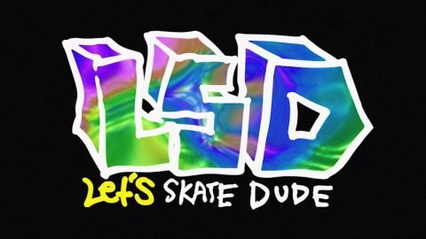 Intro : Let's Skate Dude (LSD) | Krooked Skateboarding