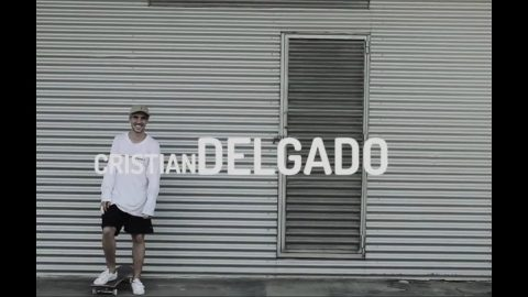 INTRODUCING CRISTIAN DELGADO - NOMAD SKATEBOARDS | Nomadskateboards