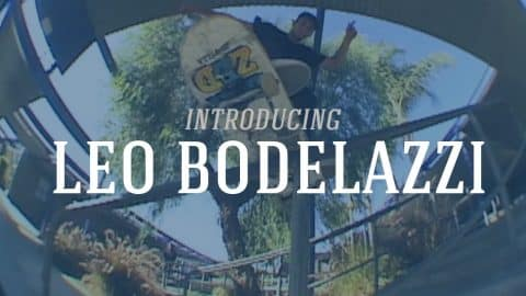 Introducing Leo Bodelazzi - Blaze Supply