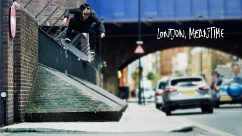 Introducing /// London, Meantime - adidas Skateboarding