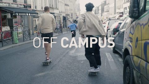 Introducing /// Off Campus | adidas Skateboarding