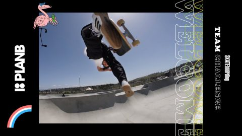 Introducing Plan B to the 2018 TransWorld SKATEboarding Team Challenge | Dew Tour