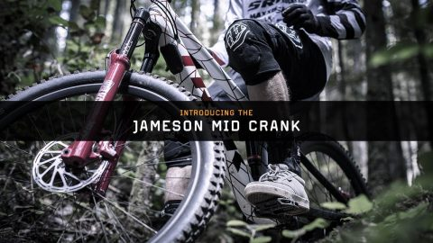 Introducing the Jameson Mid CRANK | etnies
