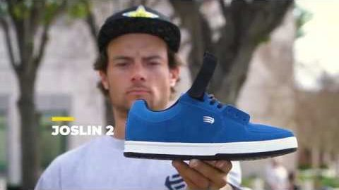 Introducing The Joslin 2 From etnies & Chris Joslin | etnies