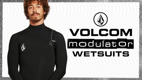 Introducing The Volcom Modulator Wetsuit - Volcom