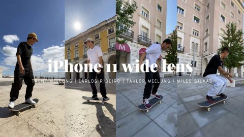 IPHONE 11 WIDE LENS SKATE (VERTICAL VIDEO) | Tempo AVL