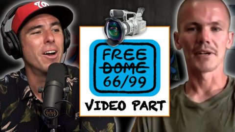 Is Geoff Rowley Filming A New Part For Free Dome Skateboards!? | Nine Club Highlights