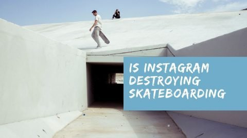 Is Instagram destroying skateboarding? | Mikey Taylor