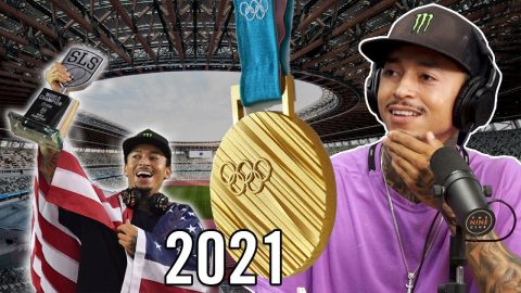 Is Nyjah Huston Ready For The 2021 Summer Olympics?? | Nine Club Highlights