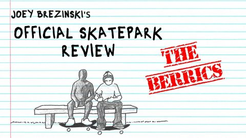 Is The Berrics Really The Best Skatepark? | Official Skatepark Review | Red Bull Skateboarding