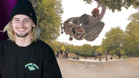IS THERE ANYTHING HENRY CANT SKATE?! GARTLAND RAW & UNCUT IN EUROPE | SANTA CRUZ SKATEBOARDS | Santa Cruz Skateboards