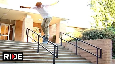 Isaac Santana Skate Juice 2 Full Part - RIDE Channel