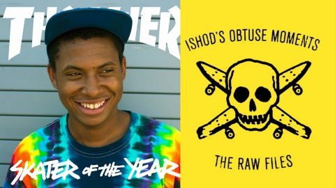 ISHOD WAIR: THE ONE MAN DEMO - Obtuse Moments Movie Trailer (Re-Edit Contest) - Daniel Policelli