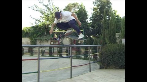 Isle x SkatePal: Pieces Of Palestine - Freeskatemag