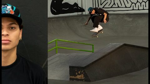 It Must Be Nice To Be This Smooth | Marcos Montoya | The Berrics