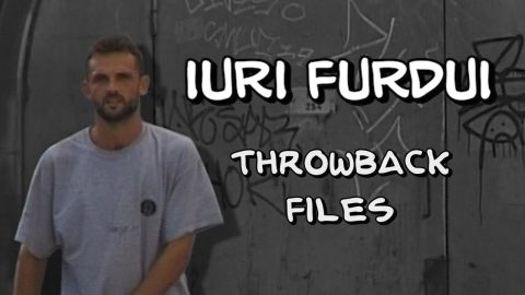 Iuri Furdui - Throwback Files | blastdistribution