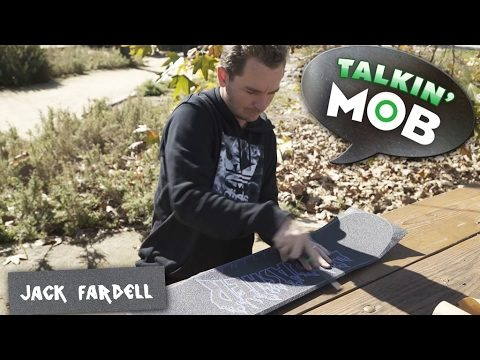 Jack Fardell: Graphic MOB x Thrasher Magazine | Talkin' MOB - Mob Grip
