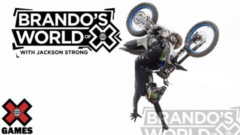 JACKSON STRONG: It's Gonna Keep Progressing | X GAMES PODCAST | X Games