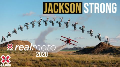 Jackson Strong: REAL MOTO 2020 | World of X Games | X Games