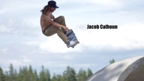 Jacob Calhoun RAW | David Duesterberg