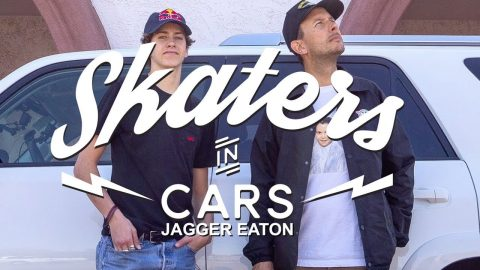 Jagger Eaton: Skaters In Cars l X Games | X Games