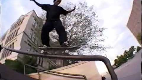 "Jahmal Williams — DNA ""Continuum"" Part (2002) 