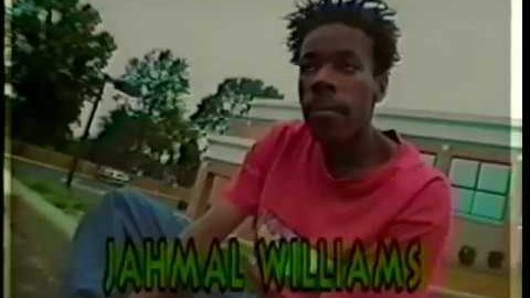 Jahmal Williams — The Fat Juicy Video (1991) - Quartersnacks