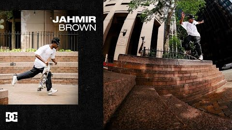 "Jahmir Brown's ""DC"" Part 